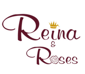 reina and roses Logo